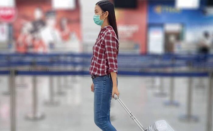 La OMS señaló que es difícil contagiarse de coronavirus en vuelos