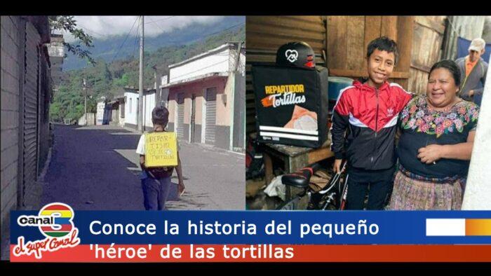 héroe' de las tortillas