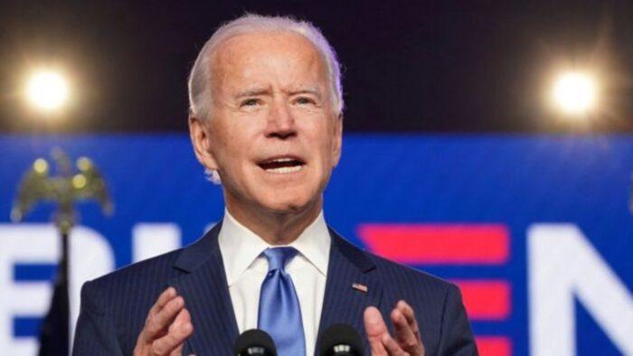 Joe Biden señala que ha llegado el momento de sanar a Estados Unidos