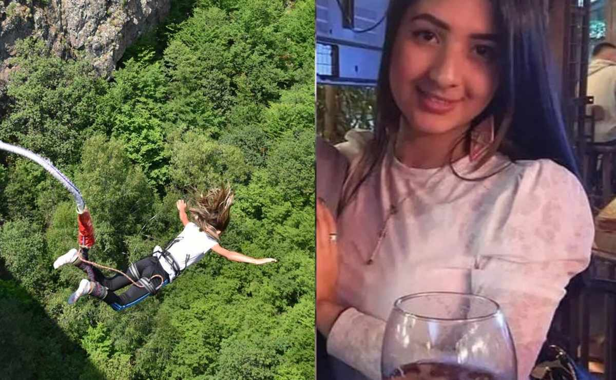 "Joven muere al saltar de ""Bungee Jumping"" (VIDEO) - Chapin TV"